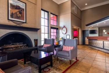 Hotel Best Western Desert Villa: Lobby BARSTOW (CA)