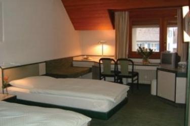 Hotel Mittenza: Habitación BASILEA
