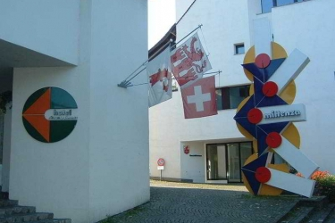 Hotel Mittenza: Esterno BASILEA
