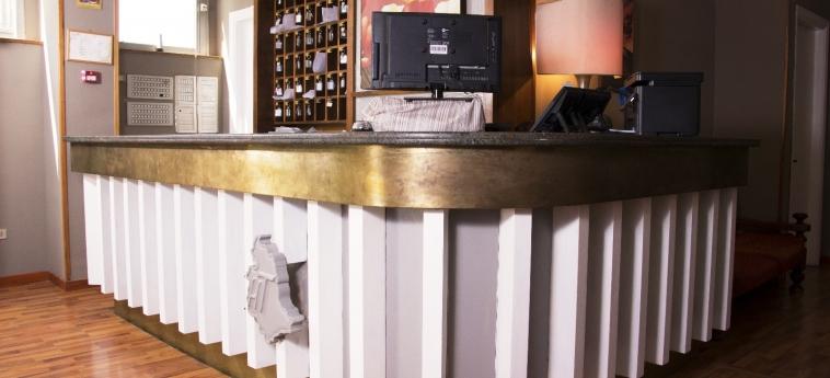 Hotel Turim: Reception BASTIA UMBRA - PERUGIA