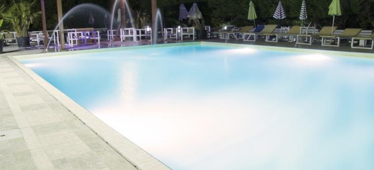 Hotel Turim: Pool BASTIA UMBRA - PERUGIA