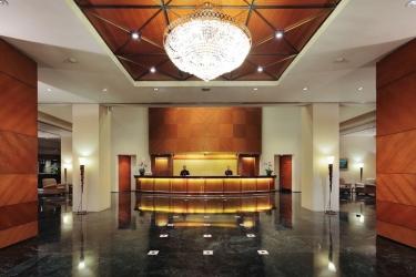Hotel Panorama Regency: Reception BATAM ISLAND