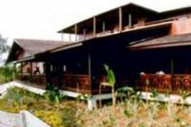 Hilton Batang Ai Longhouse Resort: Außen BATANG AI