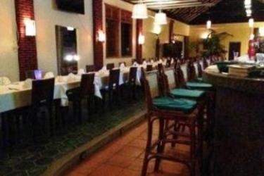 Hotel Phka Villa: Restaurante BATTAMBANG