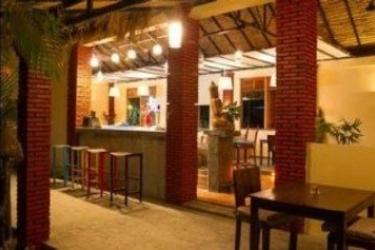 Hotel Phka Villa: Bar BATTAMBANG