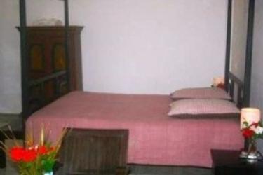 Hotel Phka Villa: Schlafzimmer BATTAMBANG