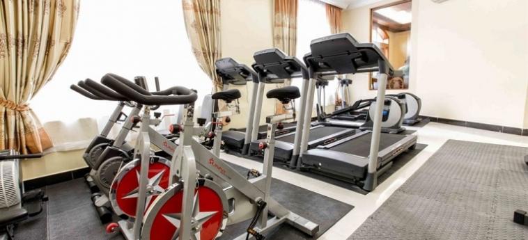 Classy Hotel & Spa: Apartamento Saraceno BATTAMBANG