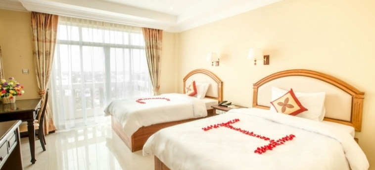 Classy Hotel & Spa: Sala de Desayuno BATTAMBANG
