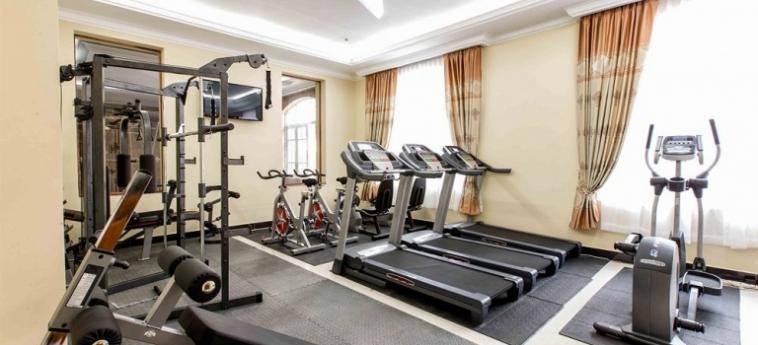 Classy Hotel & Spa: Apartament Diana BATTAMBANG