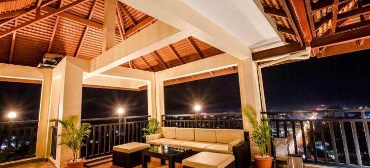 Classy Hotel & Spa: Innen Bar BATTAMBANG