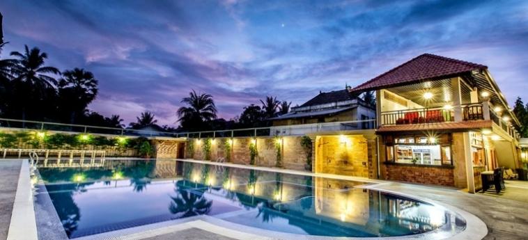 Classy Hotel & Spa: Patio BATTAMBANG