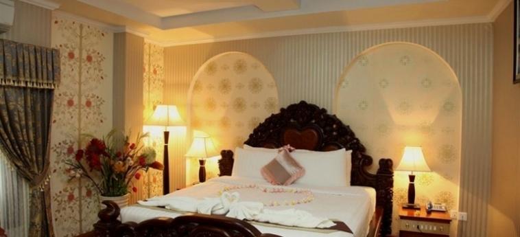 King Fy Hotel: Apartamento Minerva BATTAMBANG