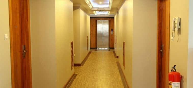 King Fy Hotel: Schlafzimmer BATTAMBANG