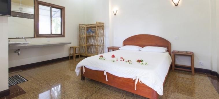 Hotel Sangker Villa: Apartamento de dos piezas BATTAMBANG
