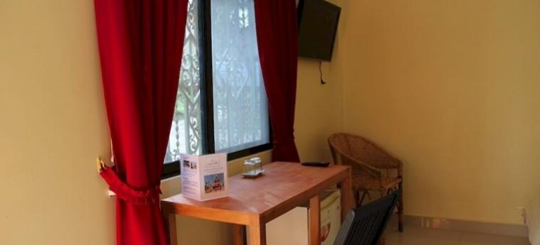 Hotel Sangker Villa: Appartamento BATTAMBANG