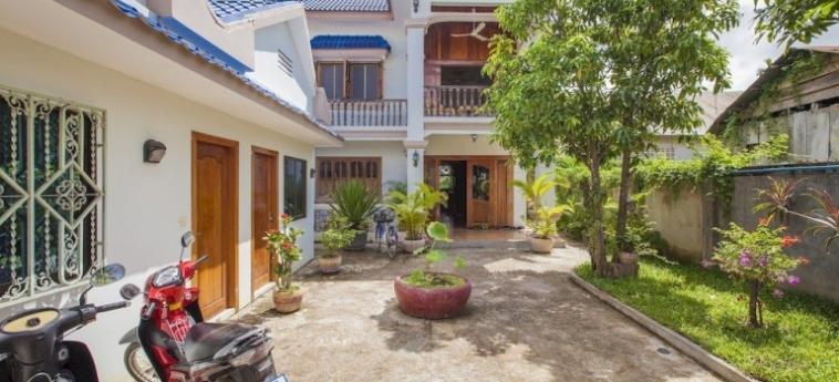 Hotel Sangker Villa: Dettaglio BATTAMBANG