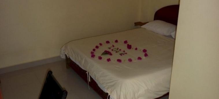 Hotel Sangker Villa: Particolare dell'Hotel BATTAMBANG