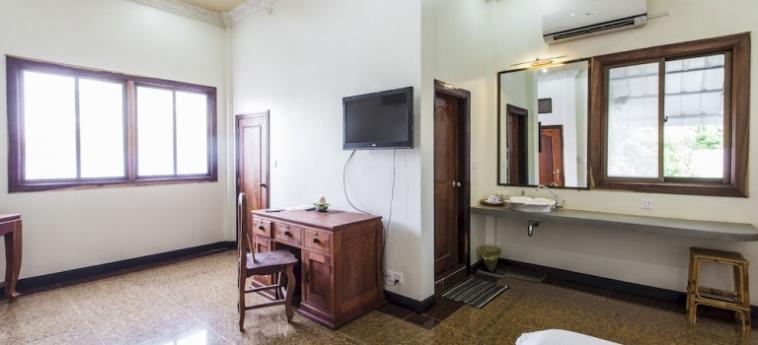 Hotel Sangker Villa: Trullo BATTAMBANG