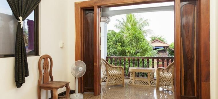 Hotel Sangker Villa: Apartment BATTAMBANG