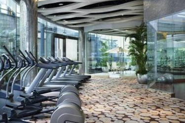 Hotel Four Points By Sheraton Beijing Haidian: Gym BEIJING
