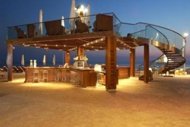 Hotel Sheraton Coral Beach: Lounge Bar BEIRUT
