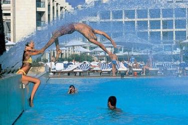 Hotel Sheraton Coral Beach: Piscina BEIRUT