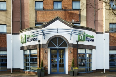 Hotel Holiday Inn Express Belfast City Queens Quarter: Außen BELFAST