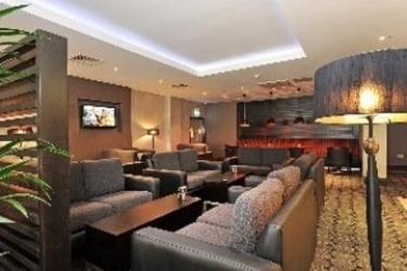 Hotel Holiday Inn Express Belfast City Queens Quarter: Bar BELFAST
