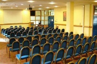 Hotel Holiday Inn Express Belfast City Queens Quarter: Konferenzsaal BELFAST