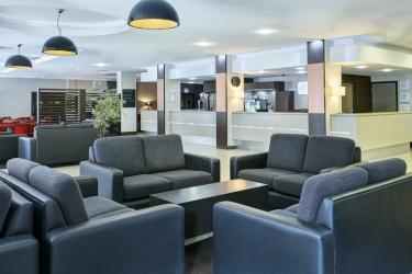 Hotel Holiday Inn Express Belfast City Queens Quarter: Lobby BELFAST