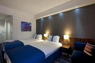 Hotel Holiday Inn Express Belfast City Queens Quarter: Schlafzimmer BELFAST