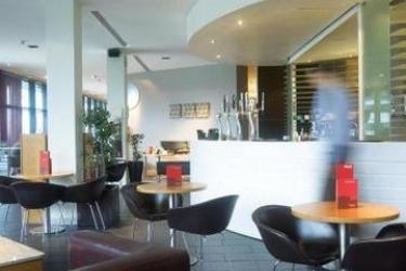 Hotel Radisson Blu Belfast: Bar BELFAST