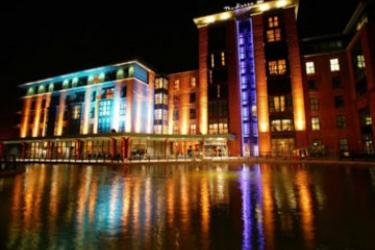 Hotel Radisson Blu Belfast: Esterno BELFAST