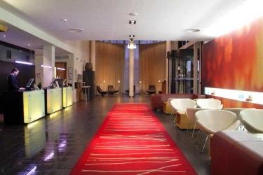 Hotel Radisson Blu Belfast: Lobby BELFAST