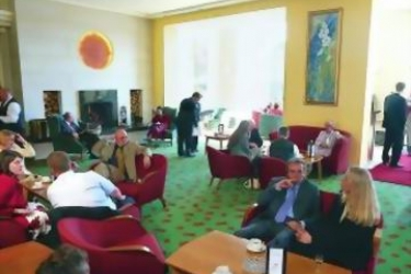 Hotel Stormont: Lounge BELFAST