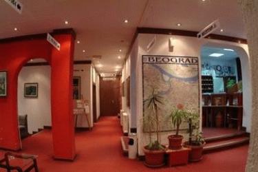 Hotel N: Ingresso BELGRADO