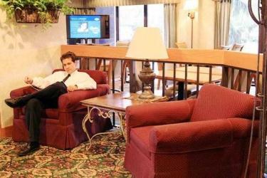 Hotel Best Western Plus Bellingham Airport: Esterno BELLINGHAM (WA)