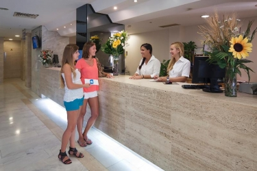 Hotel Palmasol: Lobby BENALMADENA - COSTA DEL SOL