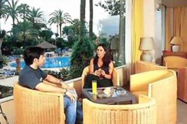 Hotel Palmasol: Lounge BENALMADENA - COSTA DEL SOL