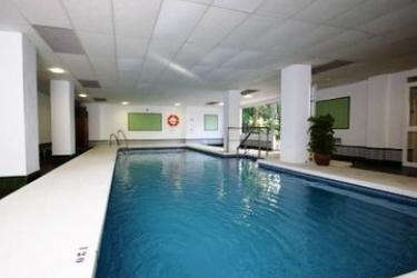 Hotel Palmasol: Piscina Coperta BENALMADENA - COSTA DEL SOL