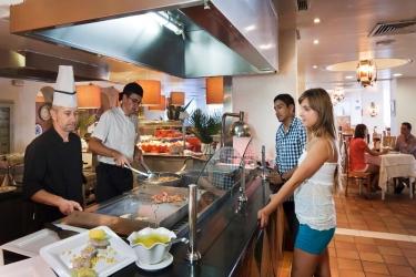 Hotel Palmasol: Ristorante BENALMADENA - COSTA DEL SOL