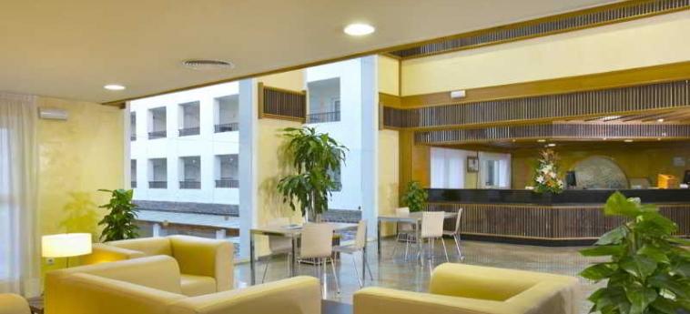 Hotel Mac Puerto Marina Benalmadena: Lobby BENALMADENA - COSTA DEL SOL