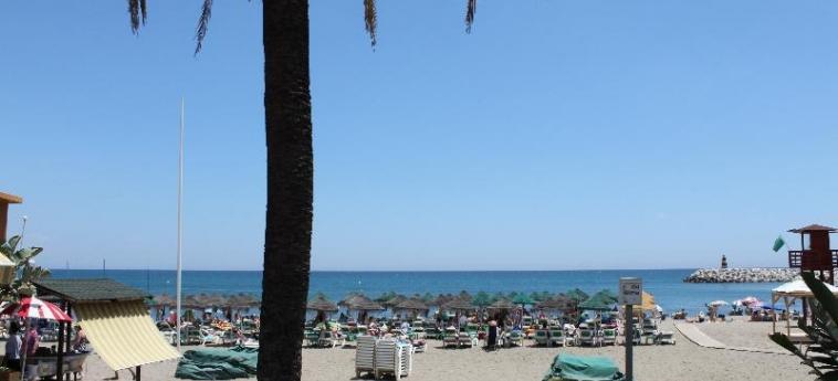 Hotel Mac Puerto Marina Benalmadena: Spiaggia BENALMADENA - COSTA DEL SOL