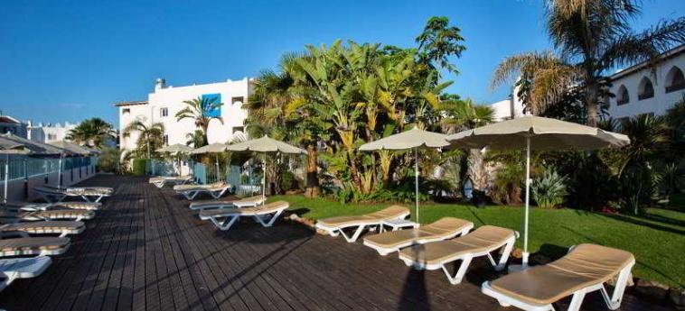 Hotel Mac Puerto Marina Benalmadena: Terrazza BENALMADENA - COSTA DEL SOL