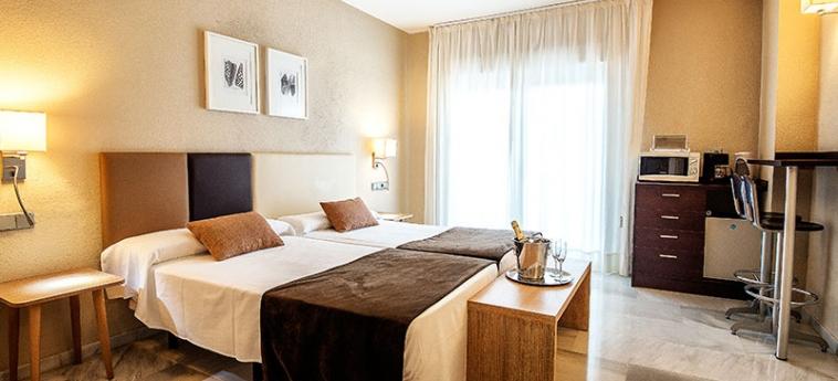 Hotel First Flatotel International: Camera Matrimoniale/Doppia BENALMADENA - COSTA DEL SOL