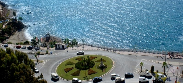 Hotel First Flatotel International: Spiaggia BENALMADENA - COSTA DEL SOL