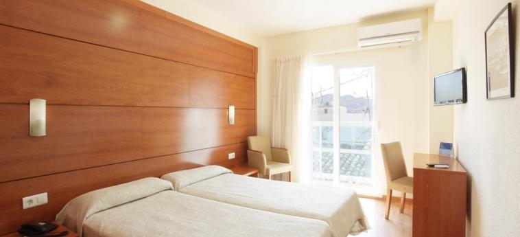 Hotel Centro Mar: Camera Doppia - Twin BENIDORM - COSTA BLANCA