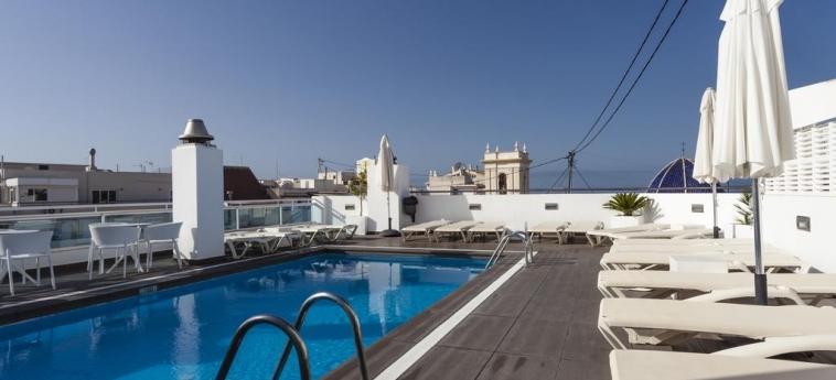 Hotel Centro Mar: Piscina BENIDORM - COSTA BLANCA