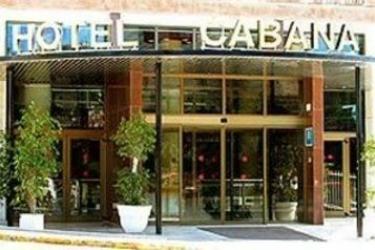 Hotel Cabana: Exterior BENIDORM - COSTA BLANCA