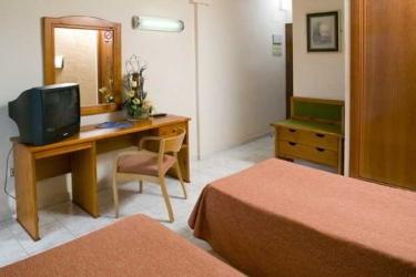 Hotel Cabana: Bedroom BENIDORM - COSTA BLANCA